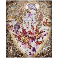 روسری ترکمنی رنگ شاد کد a36